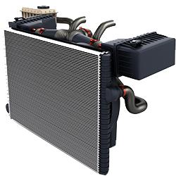 automative radiator