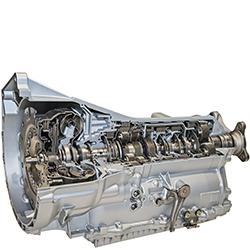 car transmission cross section